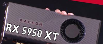AMD Radeon RX 5950 XT был замечен