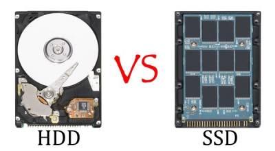 HDD vs SSD.Какой жёсткий диск лучше выбрать?Разбираемся.