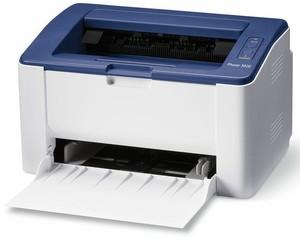 Принтер Xerox Phaser 3020 (a4, лазерный, 20 стр/мин, до 15k стр/мес, 128mb, gdi