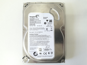 Жесткий диск Seagate Barracuda 500GB ST500DM002
