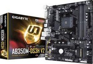 Материнская плата Gigabyte GA-AB350M-DS3H V2