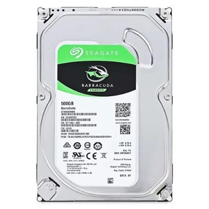 "Жесткий диск HDD 3.5"" SATA 500GB Seagate ST3500413AS"