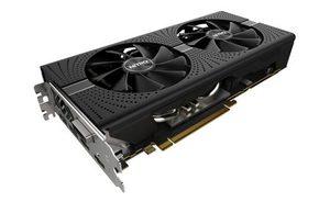 Видео карта AMD RX 580 8GB