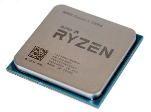 Процессор AMD Ryzen 3 2200G AM4 (YD2200C5M4MFB) OEM