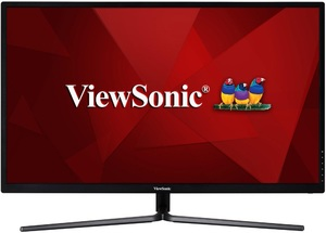 "Монитор 31.5"" Viewsonic VX3211-MH Black (IPS, LED, 1920x1080, 3 ms, 178°/178°, 250 cd/m, 80M:1, +HDM"