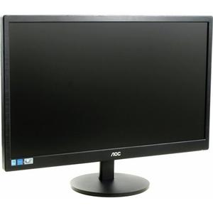 """МОНИТОР 21.5"""" AOC E2270SWN Black (LED, 1920x1080, 5 ms, 90°/65°, 200 cd/m, 20M:1)"""