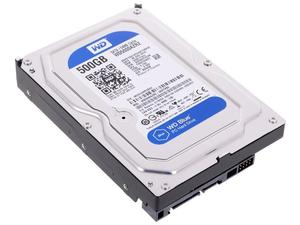 Жесткий диск Western Digital WD Blue 500gb
