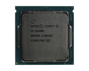 Процессор Intel Core I5-9400F (2.90Ghz/9Mb) tray (without graphics) Socket 1151